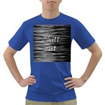 Black an white  Chill out  Dark T-Shirt