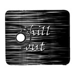 Black an white  Chill out  Samsung Galaxy S  III Flip 360 Case
