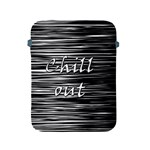 Black an white  Chill out  Apple iPad 2/3/4 Protective Soft Cases