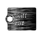 Black an white  Chill out  Kindle Fire HD (2013) Flip 360 Case
