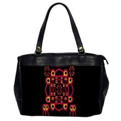 Alphabet Shirt Office Handbags by MRTACPANS