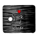 I love black and white 2 Samsung Galaxy S  III Flip 360 Case