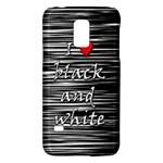 I love black and white 2 Galaxy S5 Mini