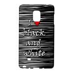 I love black and white 2 Galaxy Note Edge