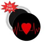 Hart bit 2.25  Magnets (100 pack)
