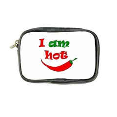 I Am Hot  Coin Purse by Valentinaart