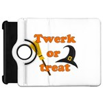 Twerk or treat - Funny Halloween design Kindle Fire HD Flip 360 Case