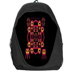 Alphabet Shirt Backpack Bag by MRTACPANS