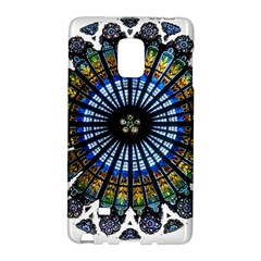 Rose Window Strasbourg Cathedral Galaxy Note Edge by Zeze