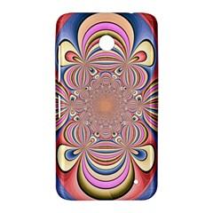 Pastel Shades Ornamental Flower Nokia Lumia 630 by designworld65