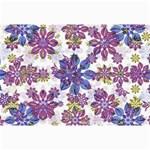 Stylized Floral Ornate Pattern Collage Prints