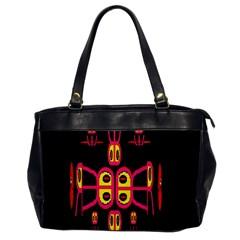 Alphabet Shirt R N R Office Handbags by MRTACPANS