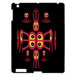 Alphabet Shirt R N R Apple iPad 3/4 Hardshell Case