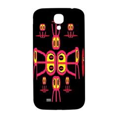Alphabet Shirt R N R Samsung Galaxy S4 I9500/i9505  Hardshell Back Case by MRTACPANS