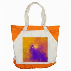 Colorful Universe Accent Tote Bag by designworld65
