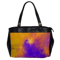 Colorful Universe Office Handbags by designworld65
