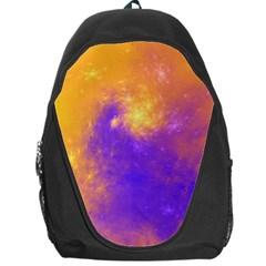 Colorful Universe Backpack Bag by designworld65