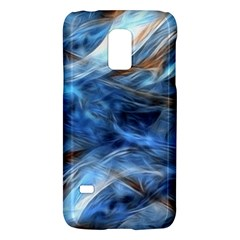 Blue Colorful Abstract Design  Galaxy S5 Mini by designworld65