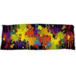 Crazy Multicolored Double Running Splashes Horizon Body Pillow Case Dakimakura (Two Sides)