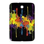 Crazy Multicolored Double Running Splashes Horizon Samsung Galaxy Note 8.0 N5100 Hardshell Case