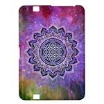 Flower Of Life Indian Ornaments Mandala Universe Kindle Fire HD 8.9