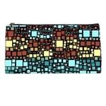 Block On Block, Aqua Pencil Cases