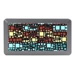 Block On Block, Aqua Memory Card Reader (Mini)