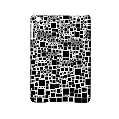 Block On Block, B&w Ipad Mini 2 Hardshell Cases by MoreColorsinLife