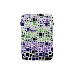 Block On Block, Purple Apple iPad Mini Protective Soft Cases