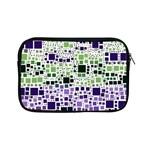 Block On Block, Purple Apple iPad Mini Zipper Cases