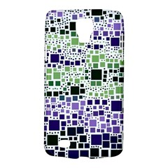 Block On Block, Purple Galaxy S4 Active by MoreColorsinLife
