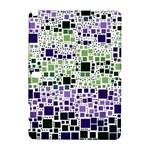 Block On Block, Purple Samsung Galaxy Note 10.1 (P600) Hardshell Case