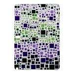Block On Block, Purple Samsung Galaxy Tab Pro 12.2 Hardshell Case