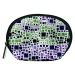 Block On Block, Purple Accessory Pouches (Medium)