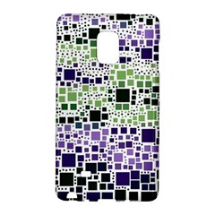 Block On Block, Purple Galaxy Note Edge by MoreColorsinLife