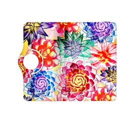 Colorful Succulents Kindle Fire Hdx 8 9  Flip 360 Case by DanaeStudio