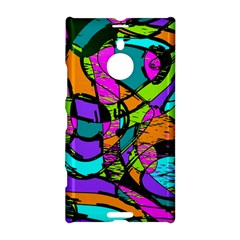 Abstract Sketch Art Squiggly Loops Multicolored Nokia Lumia 1520 by EDDArt