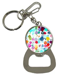 Colorful Diamonds Dream Bottle Opener Key Chains by DanaeStudio