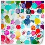 Colorful Diamonds Dream Canvas 20  x 20