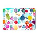 Colorful Diamonds Dream Small Doormat