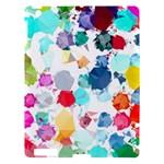 Colorful Diamonds Dream Apple iPad 3/4 Hardshell Case