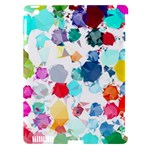 Colorful Diamonds Dream Apple iPad 3/4 Hardshell Case (Compatible with Smart Cover)