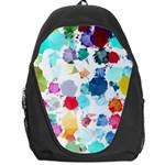 Colorful Diamonds Dream Backpack Bag