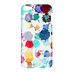 Colorful Diamonds Dream Apple Ipod Touch 5 Hardshell Case by DanaeStudio