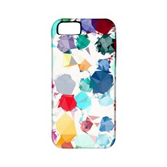 Colorful Diamonds Dream Apple Iphone 5 Classic Hardshell Case (pc+silicone) by DanaeStudio