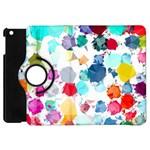 Colorful Diamonds Dream Apple iPad Mini Flip 360 Case