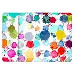 Colorful Diamonds Dream Samsung Galaxy Tab 10.1  P7500 Flip Case