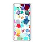 Colorful Diamonds Dream Apple iPhone 5C Seamless Case (White)