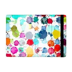 Colorful Diamonds Dream Ipad Mini 2 Flip Cases by DanaeStudio