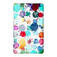 Colorful Diamonds Dream Samsung Galaxy Tab S (8 4 ) Hardshell Case  by DanaeStudio